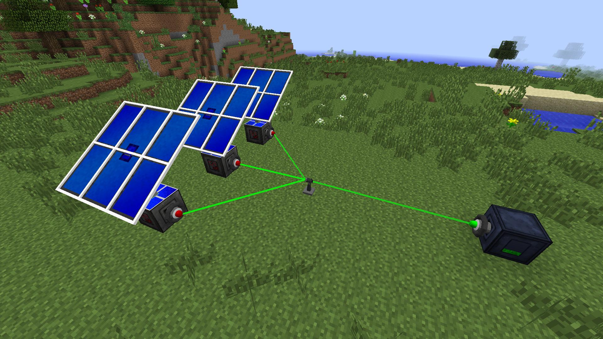 Сборка Minecraft 1.7.10 - (КОСМОС) (Material Energy^4) Сборки Модов Minecraft (№13)