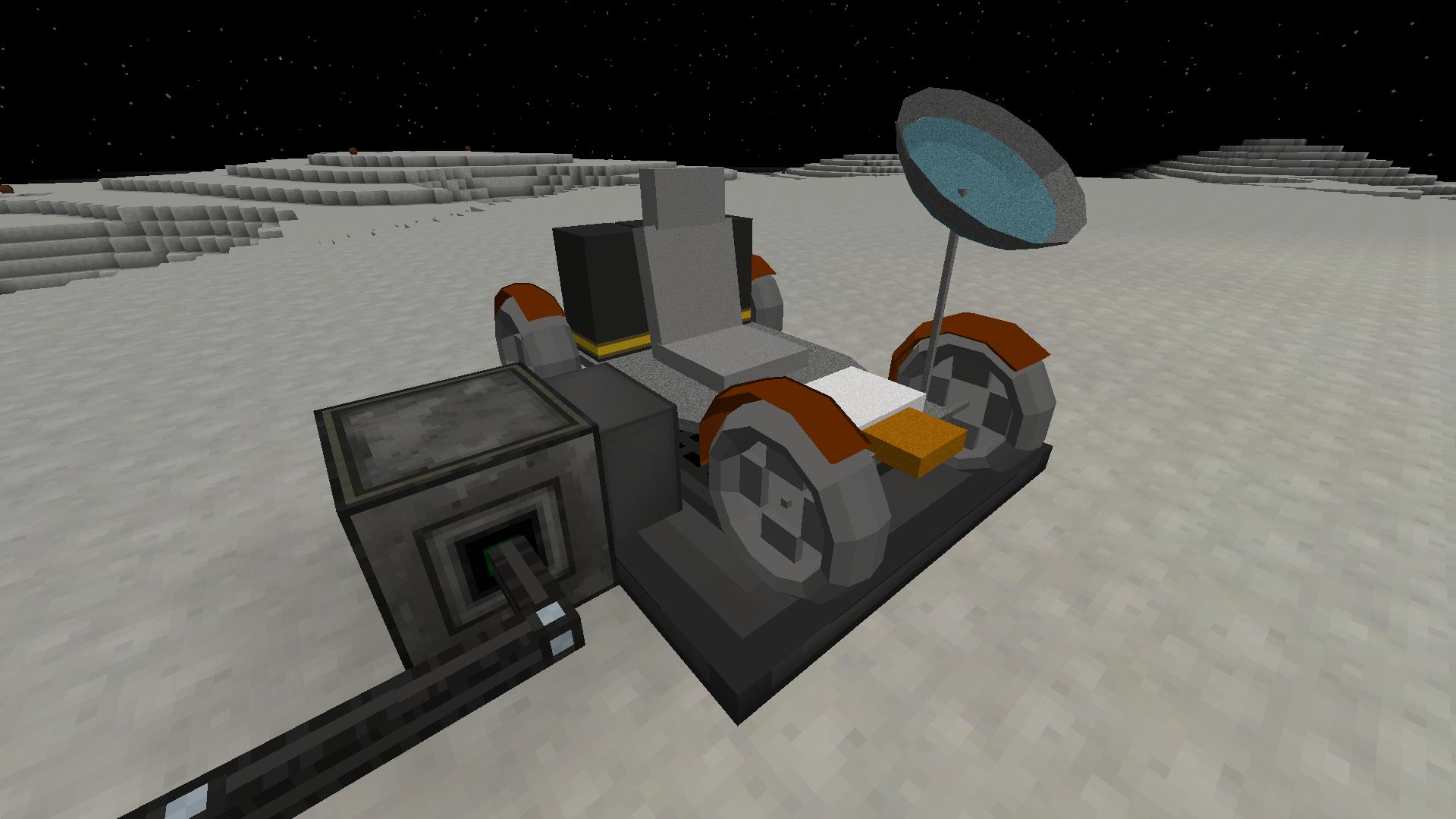скачать мод на полет в космос для майнкрафт 1.7.10 #8