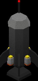 Tier 3 Rocket - Galacticraft Wiki